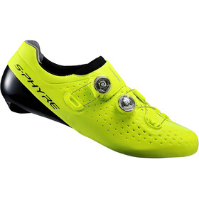 Shimano S-Phyre SH-RC9 Shoes yellow